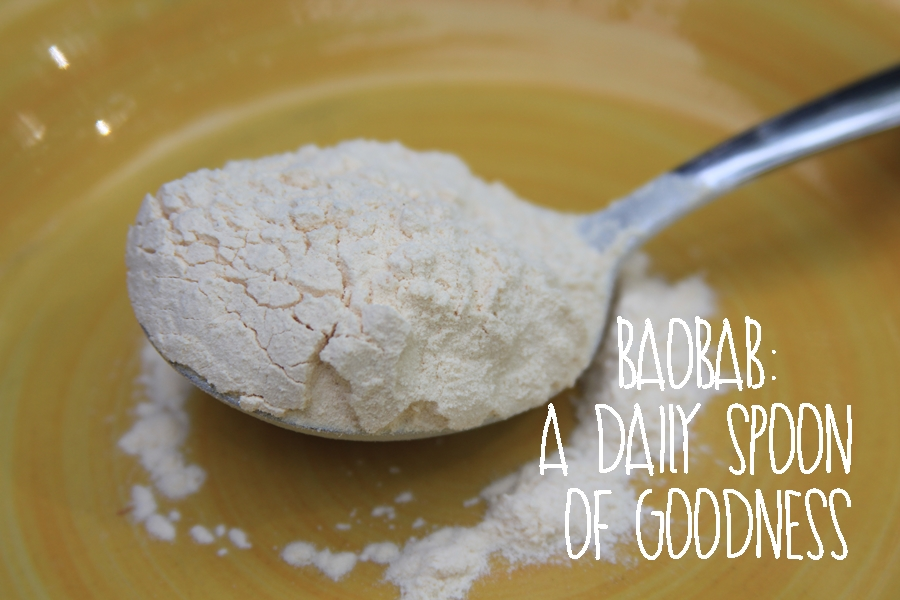 Baobab: a daily spoon of goodness