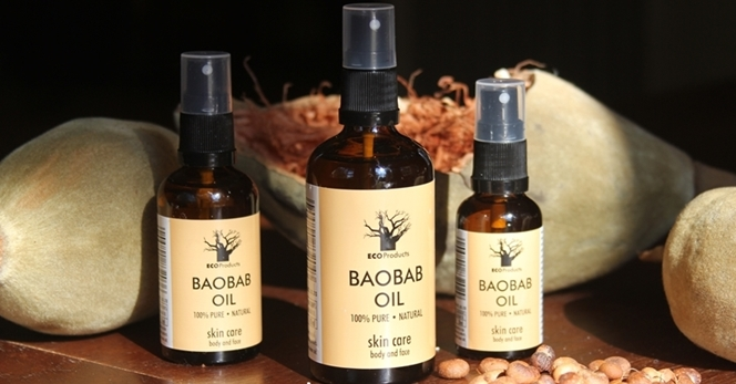 Amazing results healing a bad burn with Baobab oil