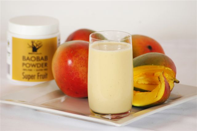 Go Mango with Baobab