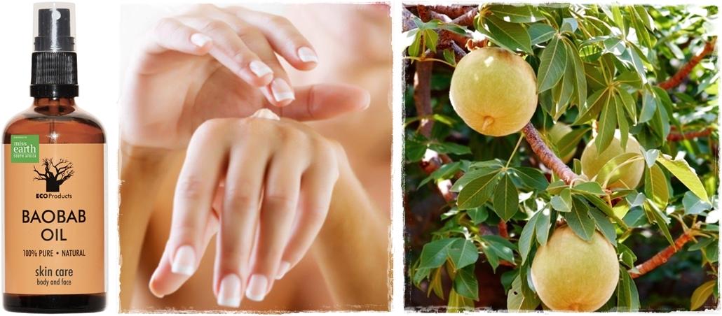 Healing skin naturally