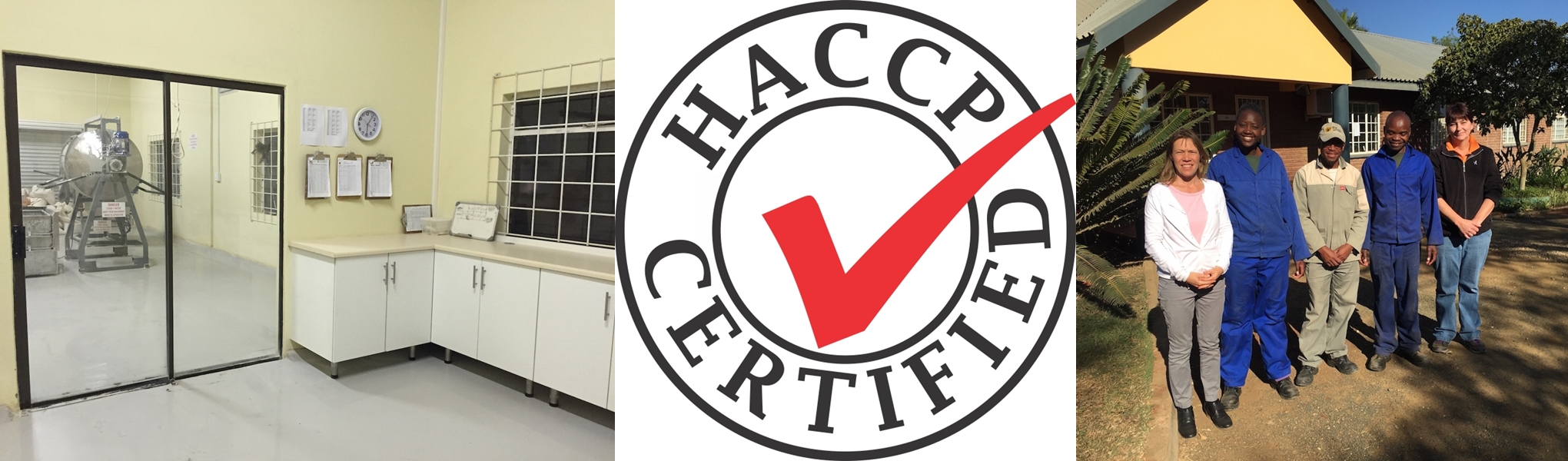 EcoProducts is HACCP Certified – it's BIG news