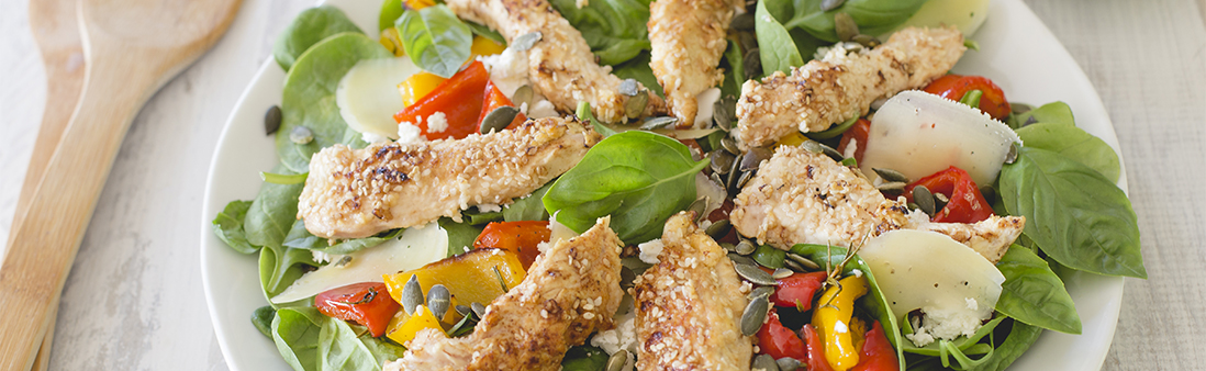 Gluten-free Sesame & Baobab Chicken