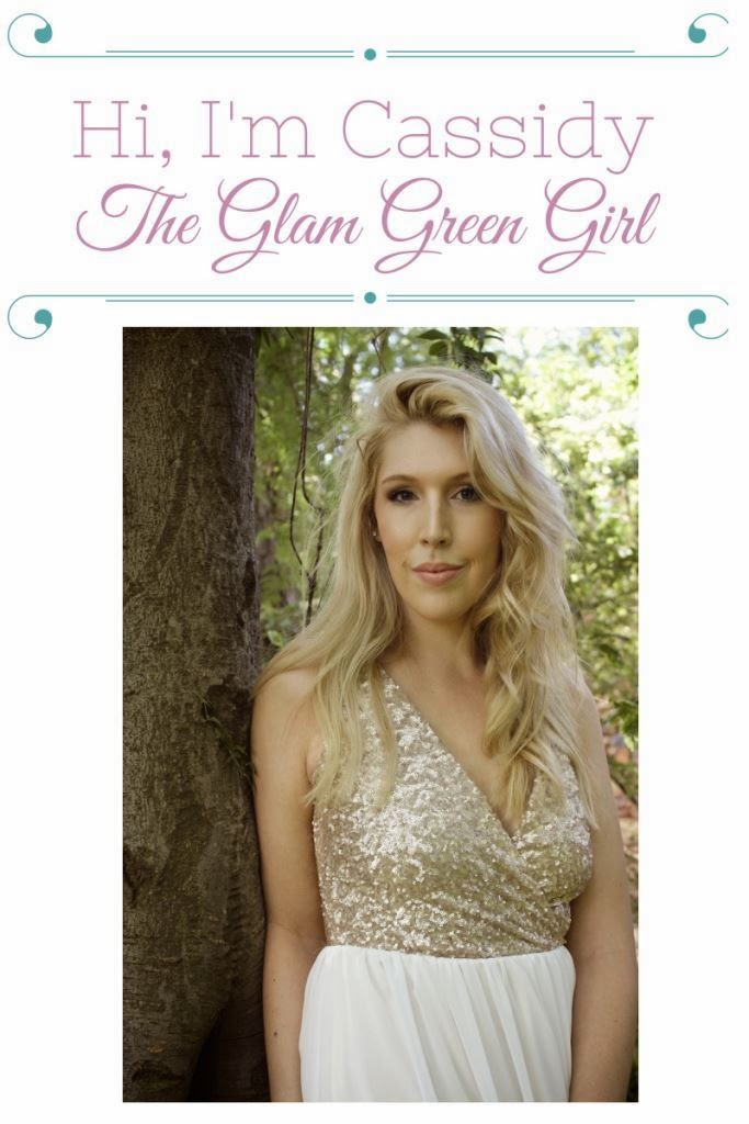 The Glam Green Girl