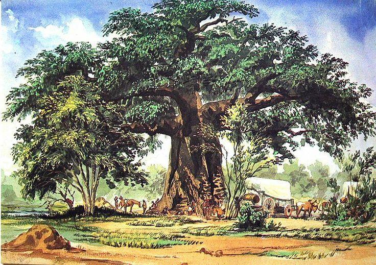 The Art of Baobab