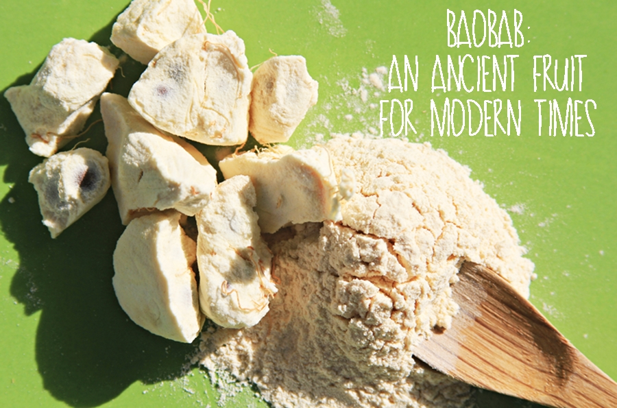 Baobab: ancient fruit in modern times