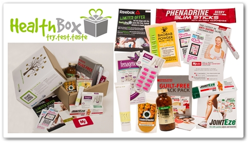 EcoProducts: we're in the Healthbox SA