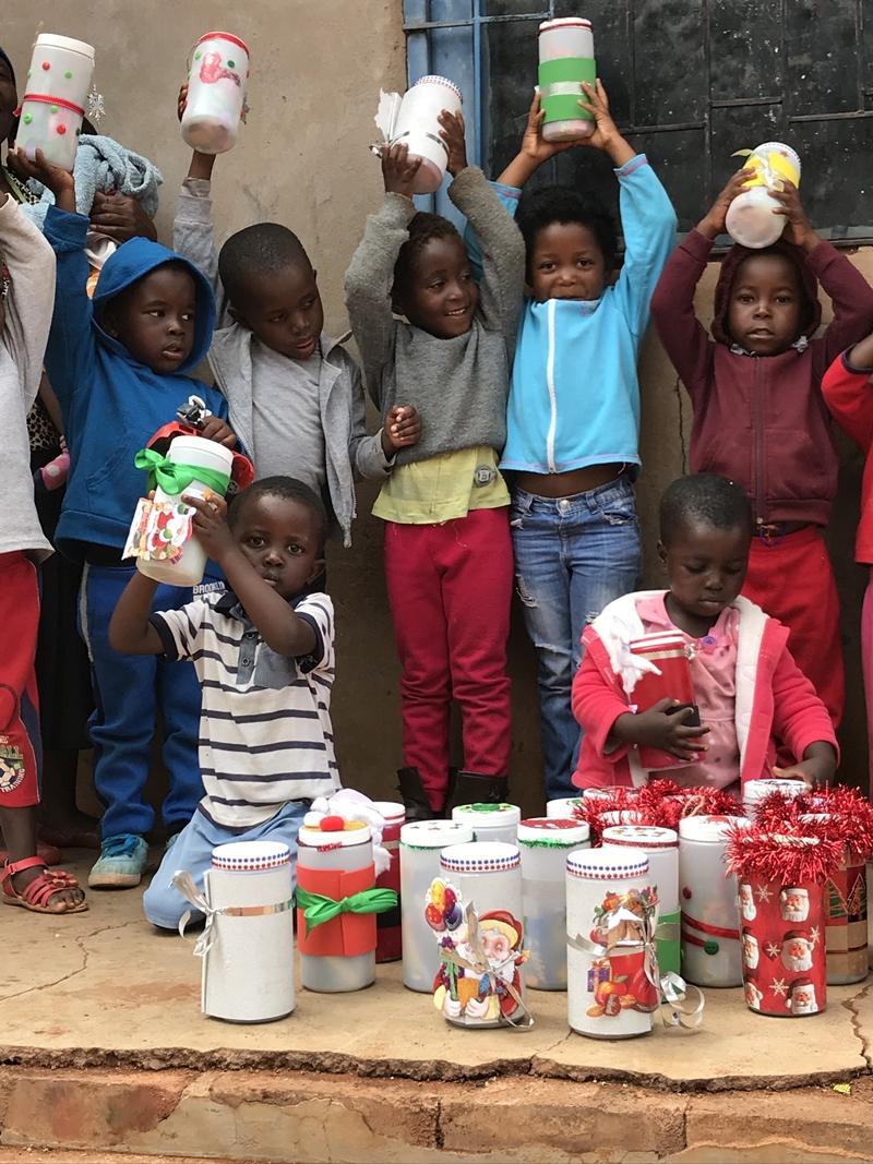 Pre-School Christmas Gifting